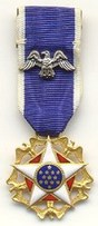 Presidentail Medal of Freedom