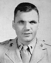 1/Lt James G. Robertson VMB-413 USMC